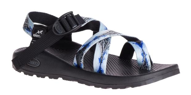 Chaco 女-越野運動涼鞋 NPF 限量夾腳款-冰川國家公園