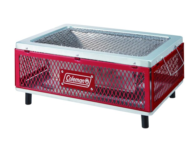 Coleman 酷立架摺疊桌上烤肉箱