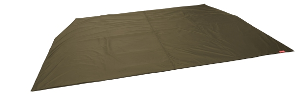 Coleman 綠橄欖版 隧道式2 ROOM LDX 套裝組-地墊