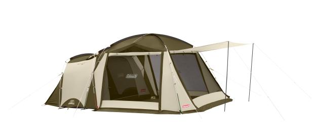 Coleman TOUGH SCREEN 2-ROOM綠橄欖 帳篷